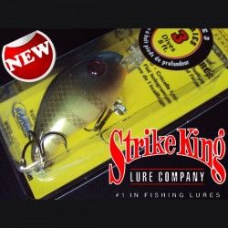 Strike King HC3 Pro Model Serie 3 #622 Bluegill