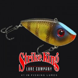 Strike King Red Eyes Shad #622 Bluegill