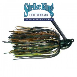 Strike King Hack Attack Jig 1/2oz #008 Texas Craw