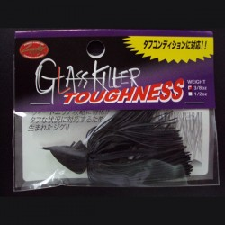 Lucky Craft Glass Killer Toughtness 3/8oz col.0266 Black