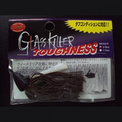 Lucky Craft Glass Killer Toughtness 3/8oz col.0908 Brown