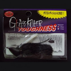 Lucky Craft Glass Killer Toughtness 3/8oz col.0883 Black/ Brown