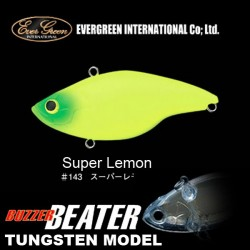Ever Green Buzzer Beater Tungsten #143 Super Lemon