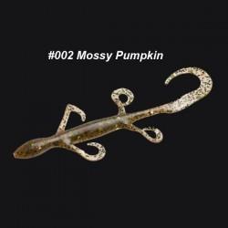 Zoom Lizard 6'' col.002 Mossy Pumpkin