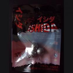 Ishida Tungsteno Drop Shot Redondo #3/8oz 3 udes.