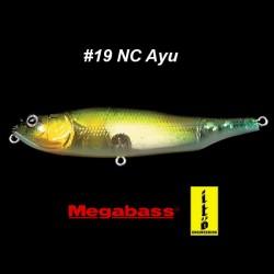 Megabass Giant Dog-X #19 NC Ayu
