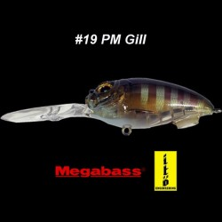 Megabass MD-X Cyclone #19 PM Gill