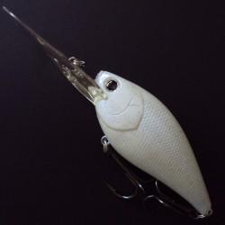 Flat CB D-20 col.219 Pearl Flake White