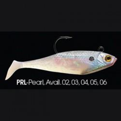 Wildeye Swim Baits Shad WSS04 PRL Pearl