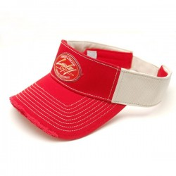 Lucky Craft Sun Visor Red