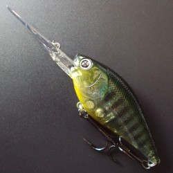 Flat CB D-20 col.246 Ghost Sunfish