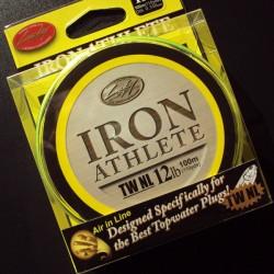 Lucky Craft Iron Athlete Sammy NL #8lb 0.260 mm