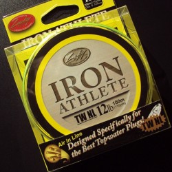 Lucky Craft Iron Athlete Sammy NL #10lb 0.285 mm