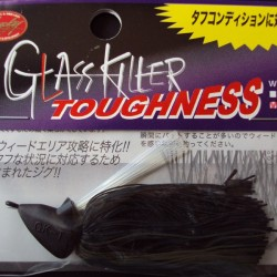 Lucky Craft Glass Killer Toughtness 1/2oz col.0925 Black/ WM
