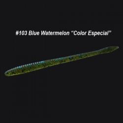 "Trick Worm 6'' col.103 Blue Watermelon ""Color Especial"""