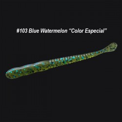 "Meathead 4'' col.103 Blue Watermelon ""Color Especial"""