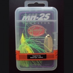 Lucky Craft MH-2S #0223 Chartreuse