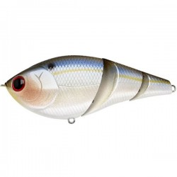 Lucky Craft Fat Smasher 75 #183 Pearl Threadfin Shad