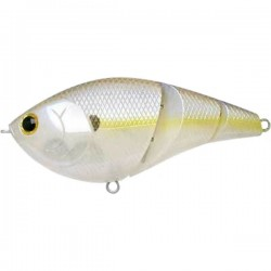 Lucky Craft Fat Smasher 75 #250 Chartreuse Shad