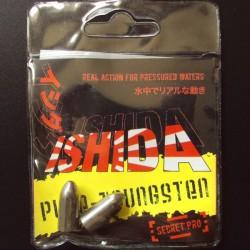 Ishida Tungsteno Bala 3/8oz 2 udes. (10,50 g)