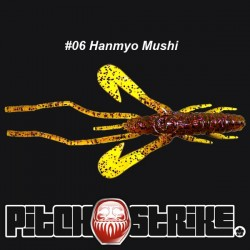 Pitch and Strike Zelus Craw #006 Hanmyo Mushi