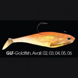 Wildeye Swim Baits Shad WSS05 GLF Goldfish