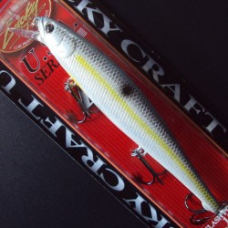 Lucky Craft Flash Pointer 115 SP #172 Sexy Chartreuse Shad