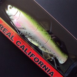 Lucky Craft Real California 200 Supreme #056 Rainbow Trout