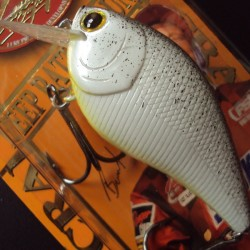 Lucky Craft LC 2.5 DRS #223 Shad Sift