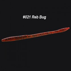 Trick Worm 6'' col.021 Red Bug