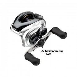 Shimano JDM Metanium HG 101 Lefty Japan Model 2013