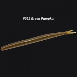 Zoom Fluke Stick #025 Green Pumpkin