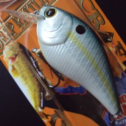 Lucky Craft LC 1.5 DRS #157 Sassy Shad