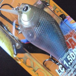 Lucky Craft LC 1.5 DRS #238 Ghost Minnow