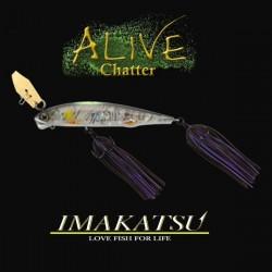 Imakatsu Alive Chatter SS Avalon #449 High Biz Ayu/ White