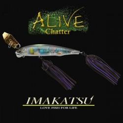 Imakatsu Alive Chatter SS Avalon #452 High Biz Livet Ayu/ Black
