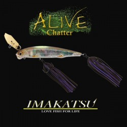 Imakatsu Alive Chatter SS Avalon #453 High Biz Ghost Ayu/ Black