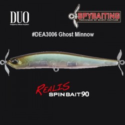 DUO Realis Spinbait 90 #DEA3006 Ghost Minnow