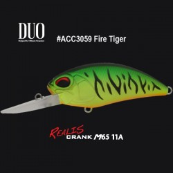 DUO Realis Crank M65 11A #ACC3059 Fire Tiger