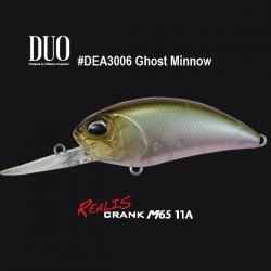 DUO Realis Crank M65 11A #DEA3006 Ghost Minnow