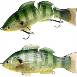 Lucky Craft Real BG 150SS #174 Green Pumpkinseed