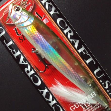 Gunnish 115 col.397 Spanish Alburno Killer Limited