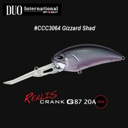 DUO Realis Crank G87 20A #CCC3064 Gizzard Shad