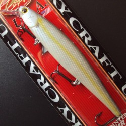 Slender Pointer 112 MR col.250 Chartreuse Shad