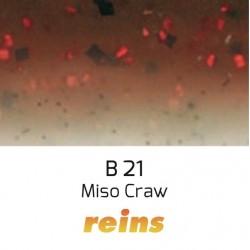 "Reins AX Craw 3.5"" #B21 Miso Craw"
