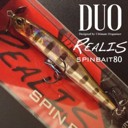 DUO Realis Spinbait 80 #ADA3058 Prism Gill