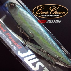Evergreen Combat Lures Justine #239 Blue Back Herring