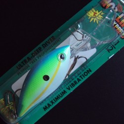 Luhr Jensen Hot Lips Express 1/2oz #1424 Citrus Shad