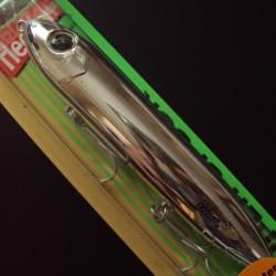 Heddon Super Spook #11 Nickel