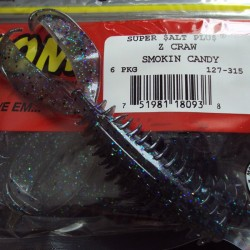 Zoom Z-Craw #315 Smokin Candy